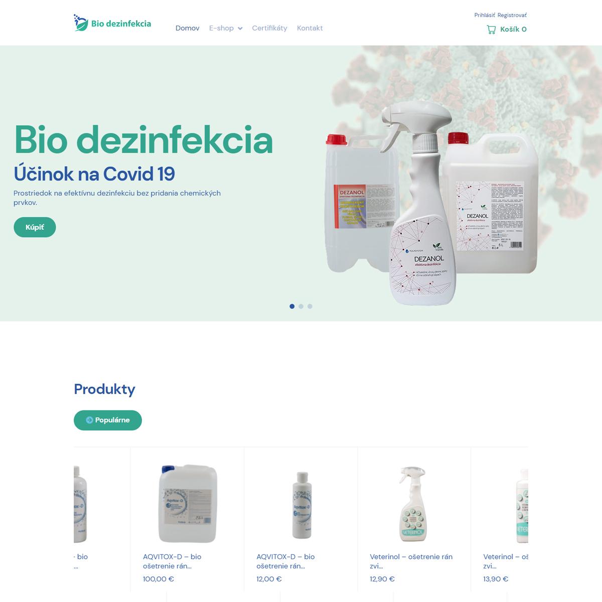 bio-dezinfekcia 2